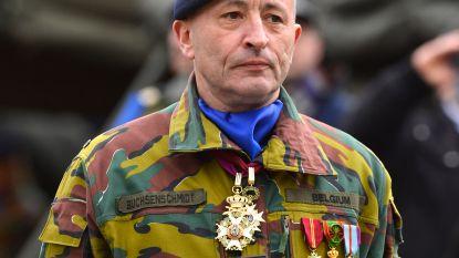 Ex-generaal Buchsenschmidt ook in beroep schuldig aan pesterijen