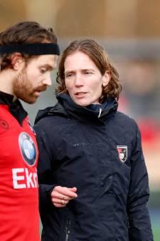 Suzan Veen vertrekt na drie jaar als coach bij Schaerweijde