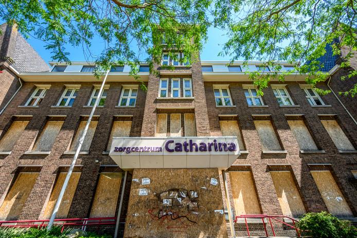 Voormalig zorgcentrum Ketrientje staat al jaren te verpauperen.