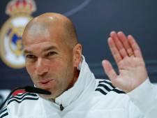 """Zidane fait de nouveau les éloges d'Hazard: """"C'est un joueur fantastique"""""""