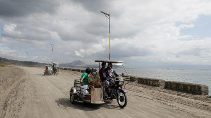 Opnieuw kans op uitbarsting vulkaan Taal: meer dan 162.000 mensen geëvacueerd