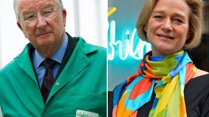 Delphine Boël vraagt aan justitie DNA-test van Albert II