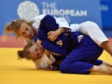 Vermeer pakt brons op EK judo