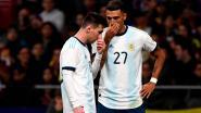 FT buitenland 22/03. Rentree Messi helpt Argentinië niet, Matías Suárez laat zich opmerken - Vetokele naar Africa Cup