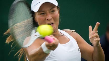 Uiterst straffe comeback: tennisster wint na matchpoint tegen op 0-6, 0-5