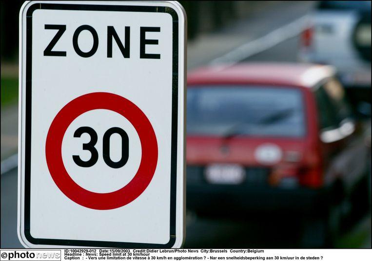 """Voorstel voor 30 km/u op Brusselse lokale wegen weggestemd: """"Gemiste kans"""""""
