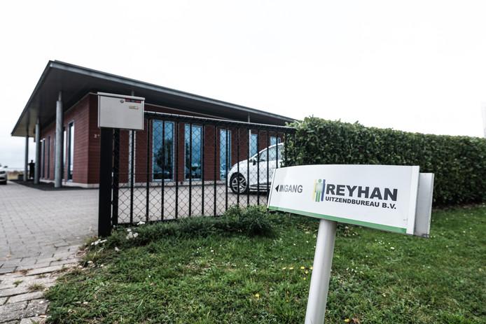 De gemeente Montferland is klaar met uitzendbureau Reyhan.