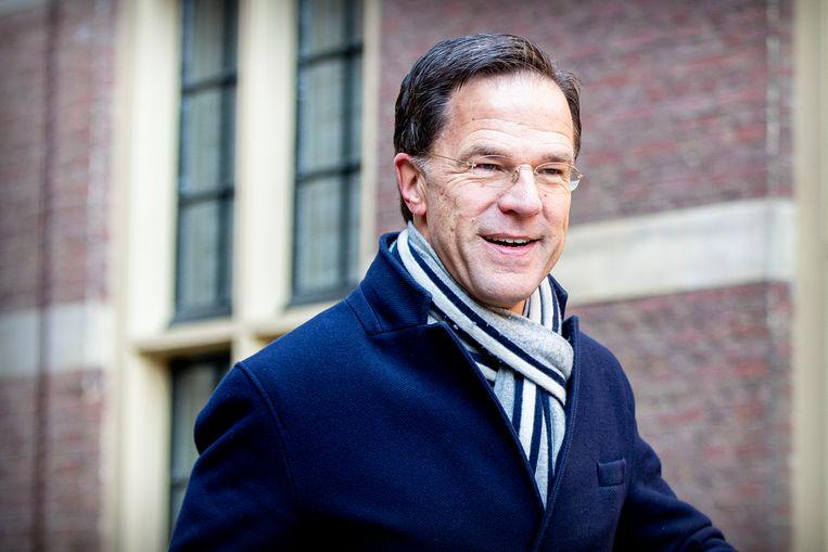 Ik ben bang dat Ruttes miljard zal worden weggelachen. Beeld  BSR/ Patrick van Katwijk