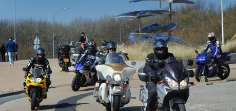 Veiligheidsregio houdt hotspots in de gaten, marechaussee controleert langs de grens tijdens Pasen
