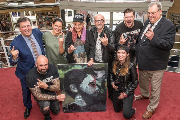 In 2018 ging de Cultuurtrofee nog naar metalband Spoil Engine.