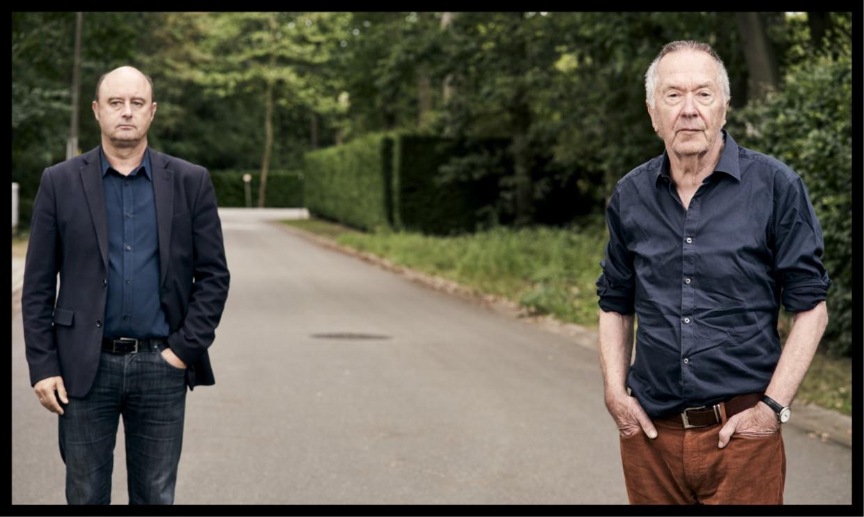 Luc Huyse: 'Ik moet eerlijk zeggen dat nog nooit iemand mij heeft overtuigd dat stoppen met België enig voordeel zou hebben.' Beeld JORIS CASAER