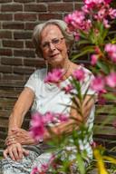Voor Ans Feitz-van Gastel speelt het huis in Kaatsheuvel waarin ze met haar ouders, broers en zussen woonde, een hoofdrol in de bevrijdingsherinneringen.
