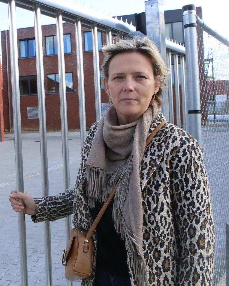 """Katrien Partyka/ """"Kumtich is een groeiende deelgemeente. Er moet hier dus nog ruimte voor onderwijs bijkomen.é"""