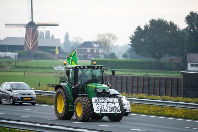 In Aalten is komend weekend een benefietconcert om geld in te zamelen voor boerenactiegroep Farmers Defence Force. Foto ter illustratie.