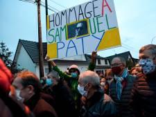 'Niet alleen Franse waarden staan op het spel na aanval op leraar, maar ook Nederlandse'