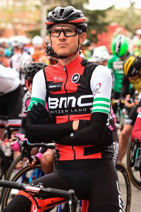 Van Garderen is kopman van BMC in de Giro