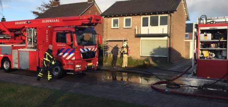 Brand in woning in Denekamp snel onder controle