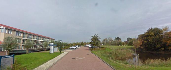 Woonzorgcomplex Maartenshof in Sint-Maartensdijk.