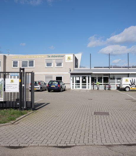 Dierenasiel de Kuipershoek in Klarenbeek weert bezoekers na positieve coronatest
