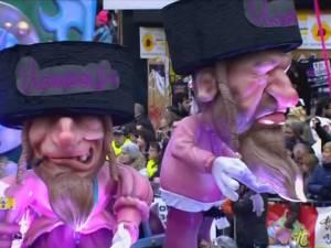 Le ministre israélien des Affaires étrangères demande l'interdiction du carnaval d'Alost