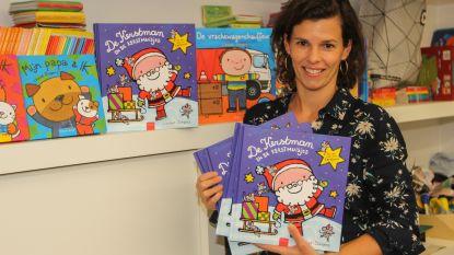 Kerstmuisjes spelen hoofdrol in nieuwe boek van schrijfster 'Karel en Kaatje'