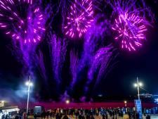 Vier decemberavonden genieten van vuurwerkshows