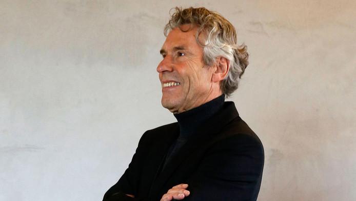 Ontwikkelaar Peter van der Gugten: 'De Woonvisie is een heel erg Rotterdams plan.'