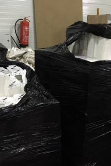 FIOD vindt illegale sigarettenfabriek in Liessel