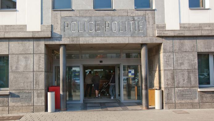 Le commissariat de police de Molenbeek
