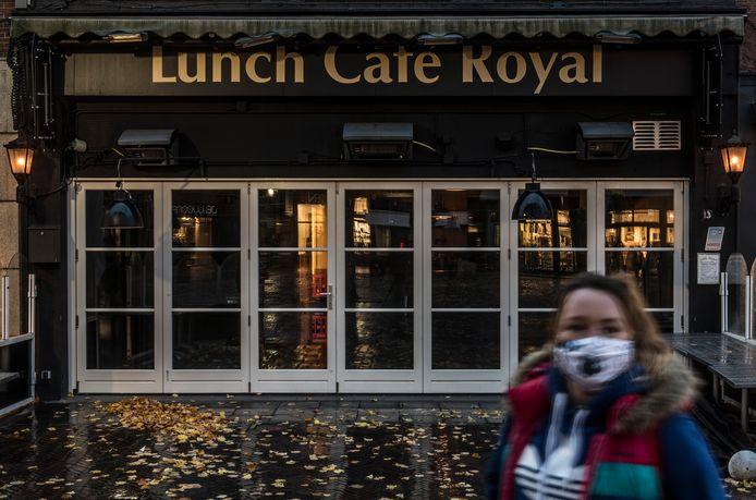 Café Royal in Tiel.