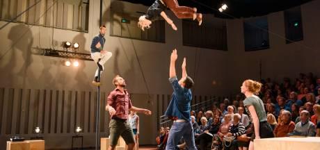 Op Circolo: Bij Common Ground ogen acrobatische hoogstandjes ineens gemakkelijk