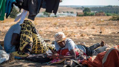 Steeds meer migranten proberen Europa te bereiken via Marokko. En daar maken de Marokkanen gretig gebruik van