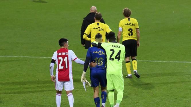 "Hét beeld na de vernedering? Ajax-doelman steunt troosteloze VVV-keeper: ""Ik voelde me zo ellendig"""