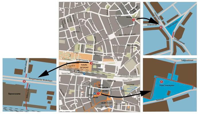 Waar knelt het in 'Tilburg fietsstad'?