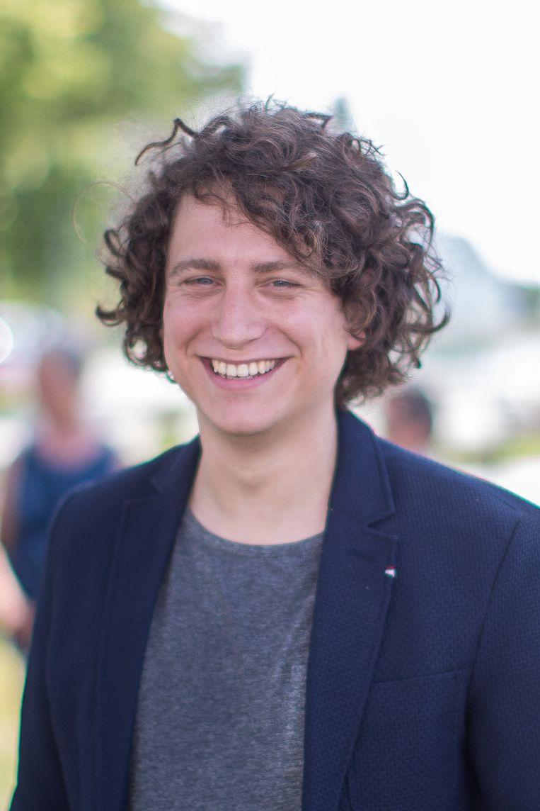 Peter Depauw.