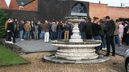 """Rouwcentrum veel te klein voor afscheid havenarbeider (53): """"Polleke gaf iedereen hoop"""""""