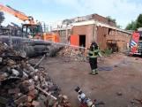 Ravage in Boxmeer na afbranden gymzaal en clubhuis