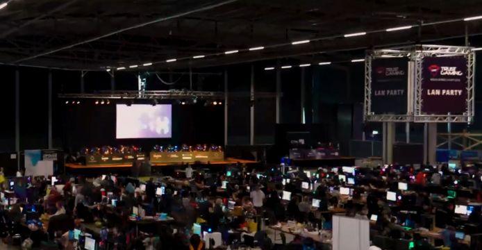 DreamHack Rotterdam in 2019 was slechts een van de wapenfeiten waar uit blijkt dat Rotterdam heel serieus met gaming en esports bezig is.