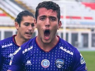 Club Brugge plukt spits Daniel Pérez (19) weg uit Venezuela