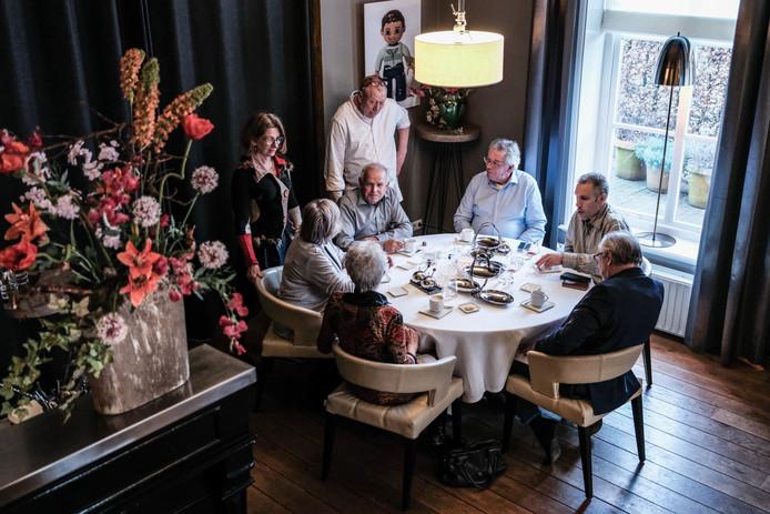 Restaurant 't Raedthuys in Duiven.