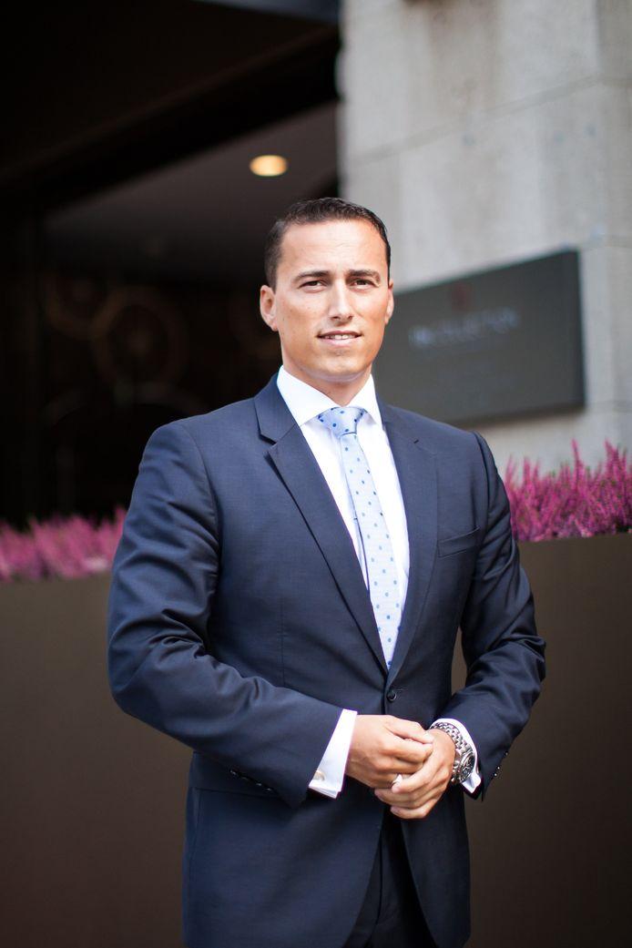 Ludo de Jong, hoteldirecteur NH Hotel Eindhoven