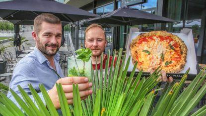 La Corba viert jubileum met pizza en cocktails