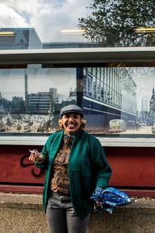 Een foto-expositie tegen verpaupering Baankwartier