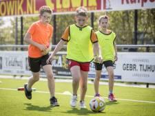 Zonnige Koningsspelen in Langeveen