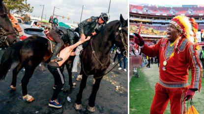 Super Bowl, opgepast! Daar zijn de Eagles-fans: ze vallen politiepaarden aan, ze breken het been van mascotte tegenpartij: 8 voorbeelden waarom zij de hooligans van het football zijn