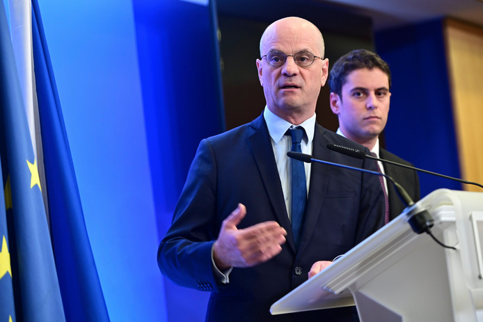 Jean Michel Blanquer, Ministre de l Education nationale et de la jeunesse