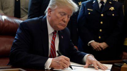 Amerikaans Congres kan Trumps veto niet ongedaan maken