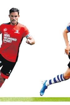 Joppen en Sleegers willen oude tijden laten herbeleven in derby: 'Blijft een aparte wedstrijd'
