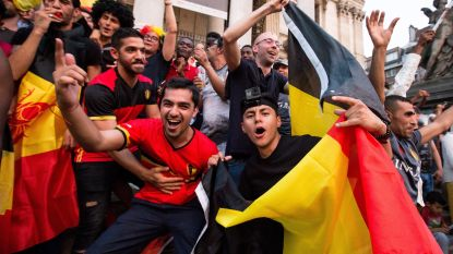 Zo hard hebben we dus gevierd: zege tegen Brazilianen veroorzaakte aardbeving(etje)