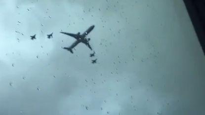 """Geheime vliegshow met straaljagers schokt Nederlanders: """"Ik dacht aan een kaping"""""""